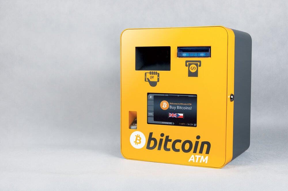 В Канаде новые банкоматы для покупки криптовалюты, а у нас в квартире ГАЗ