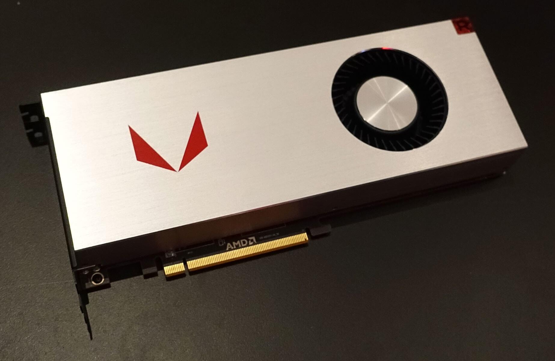 Майнеры раскупили новую карту AMD Vega за пять минут