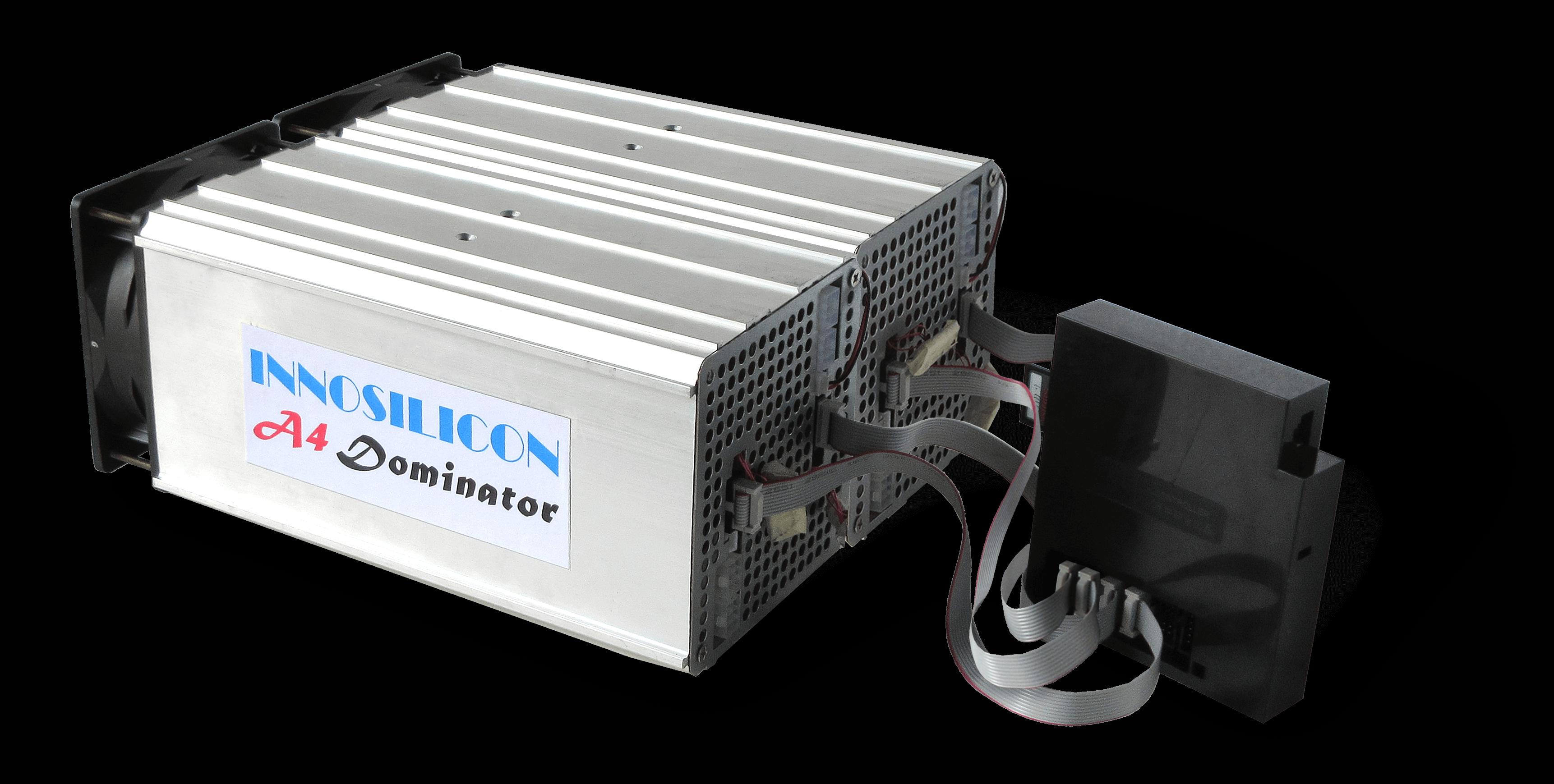 Новый LTC майнер — INNOSILICON A4+ Dominator