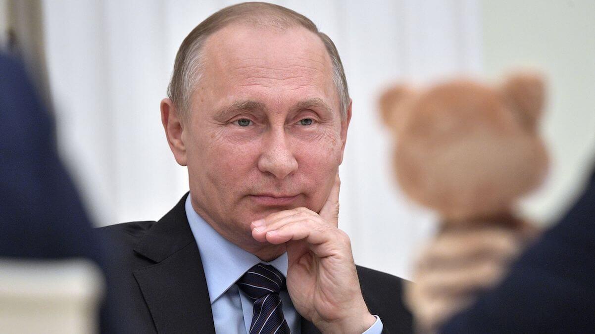 Торг неуместен: 9 биткоинов за эксклюзивное видео с Путиным