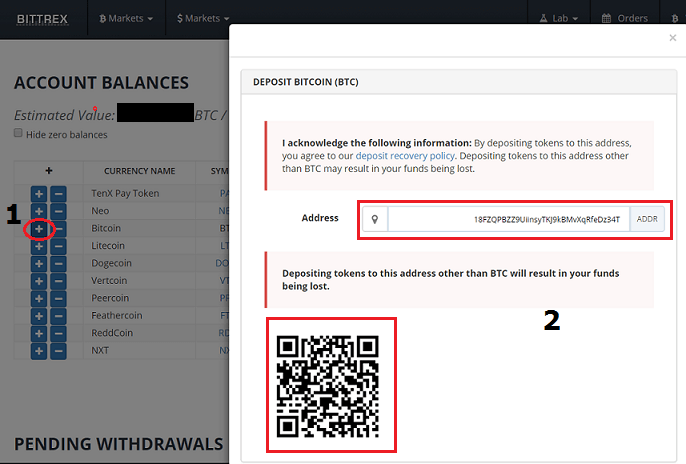 bitcoin-address-bittrex