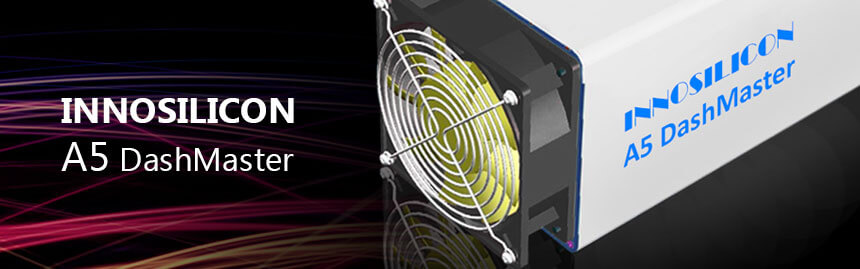Поставка ASIC INNOSILICON A5 DashMaster отложена.