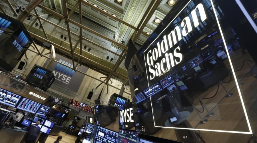 Goldman Sachs прогнозирует скорый скачок цены Биткоина до 8000 долларов