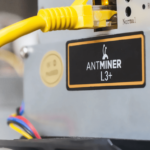 Опыт майнинга с Antminer L3+