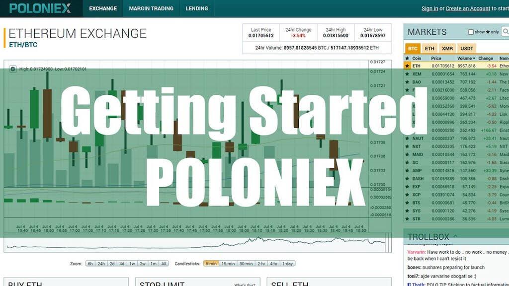 Приложение Poloniex в Google Play — скам