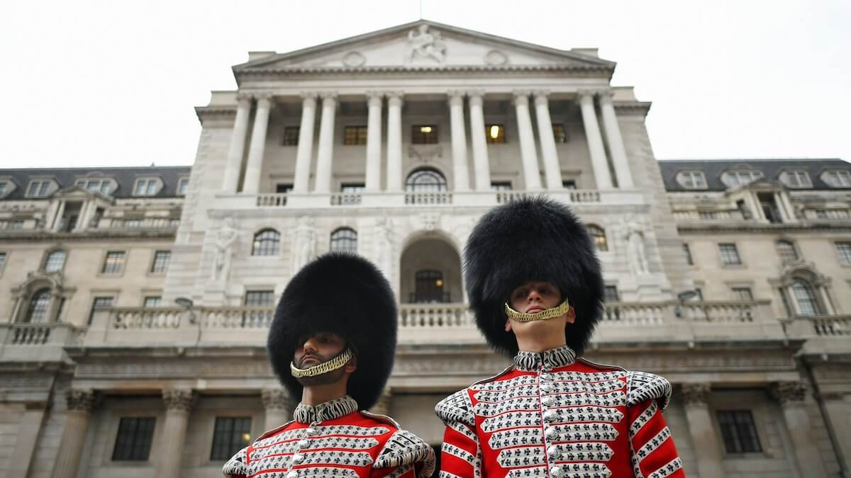 Банк Англии: Биткоин не является угрозой для мировой экономики