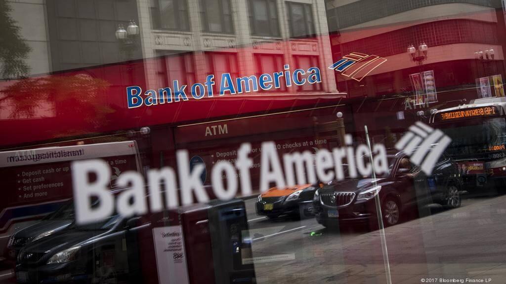 банк Bank of America