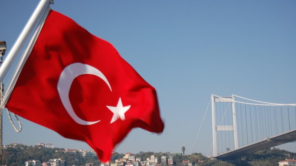 Флаг Турции страна