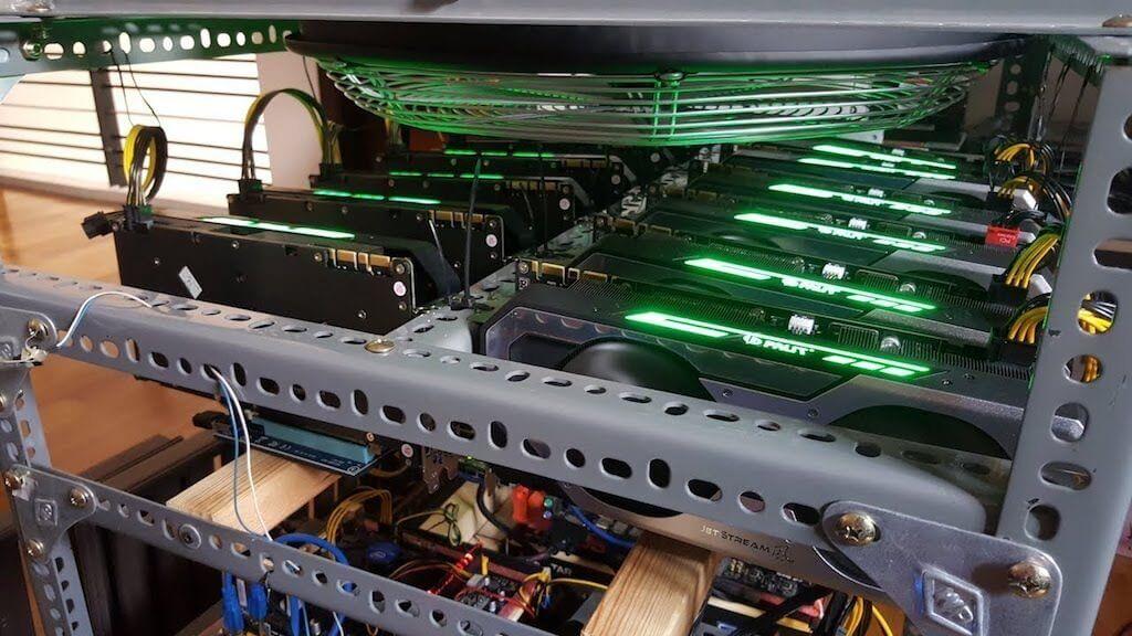 Какой хешрейт ждать от GeForce 2080 Ti и других новинок Nvidia