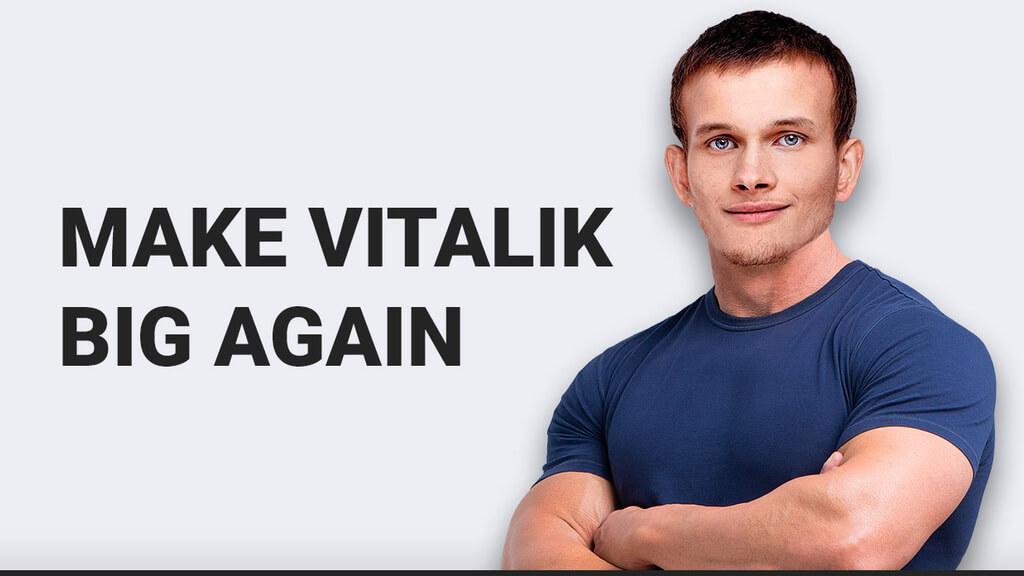 Виталик Бутерин мем