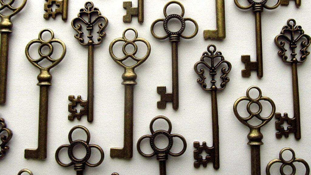 ключи ключ