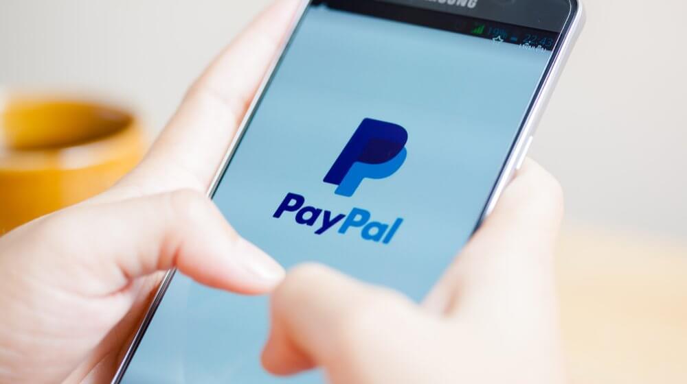 Логотип PayPal компания