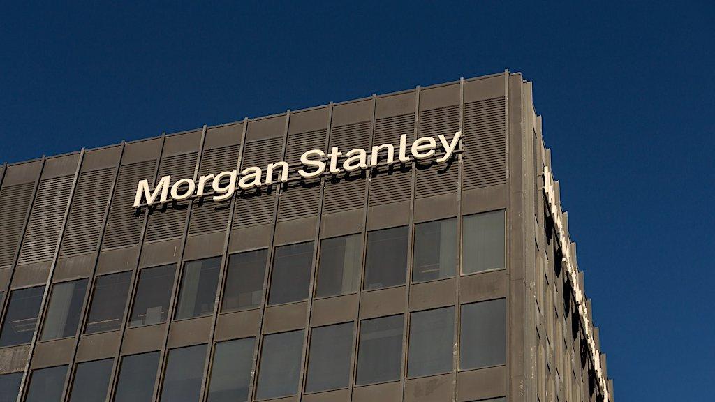 Morgan Stanley банк