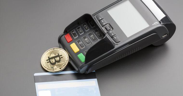bitcoin pos terminál