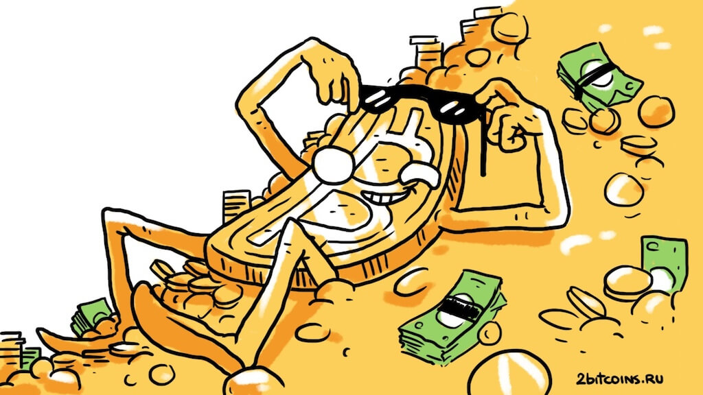 криптовалюты биткоин