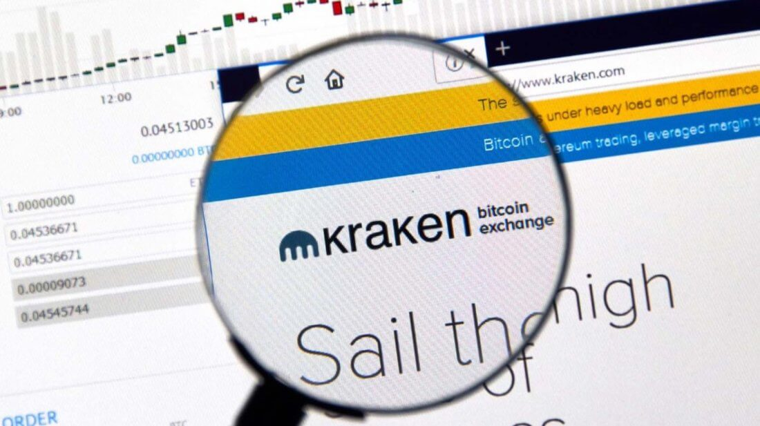 Платформа Kraken биржа