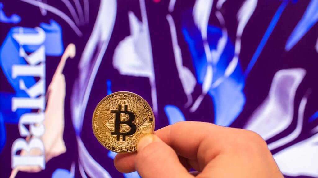 Bakkt Bitcoin Криптовалюта Биткоин