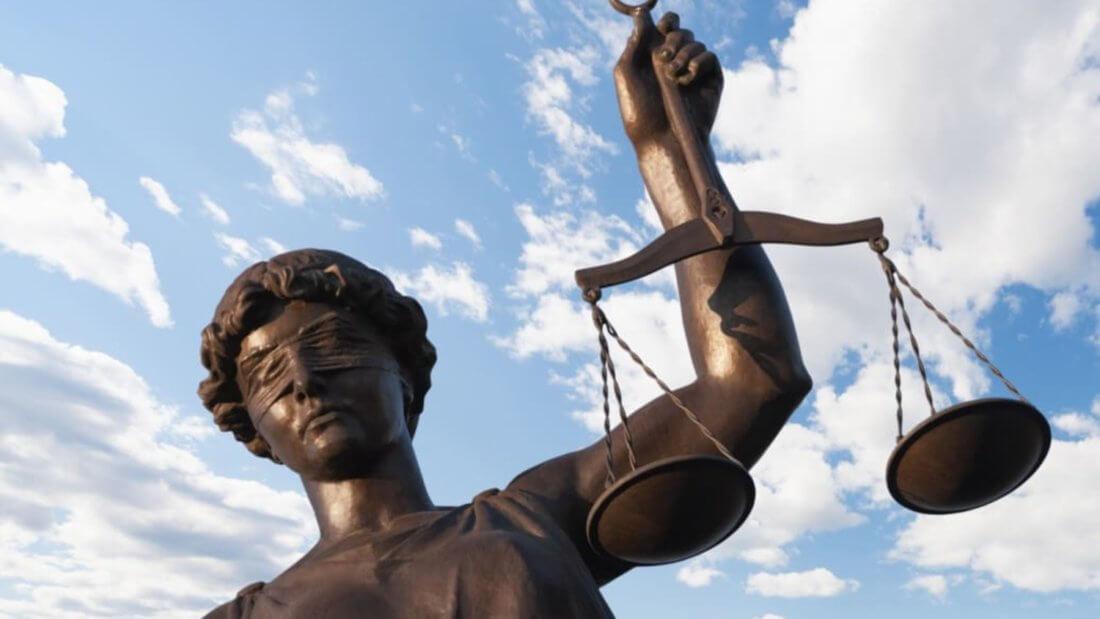 Богиня правосудия Фемида