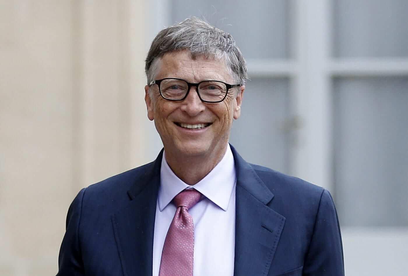 Билл Гейтс основатель Microsoft