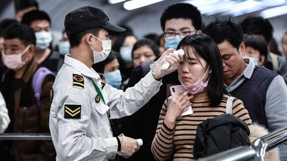пандемия коронавирус Китай