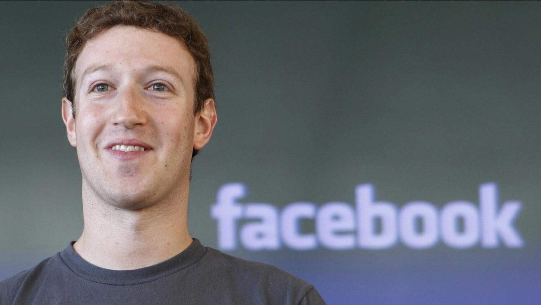 Марк Цукерберг гендиректор Facebook