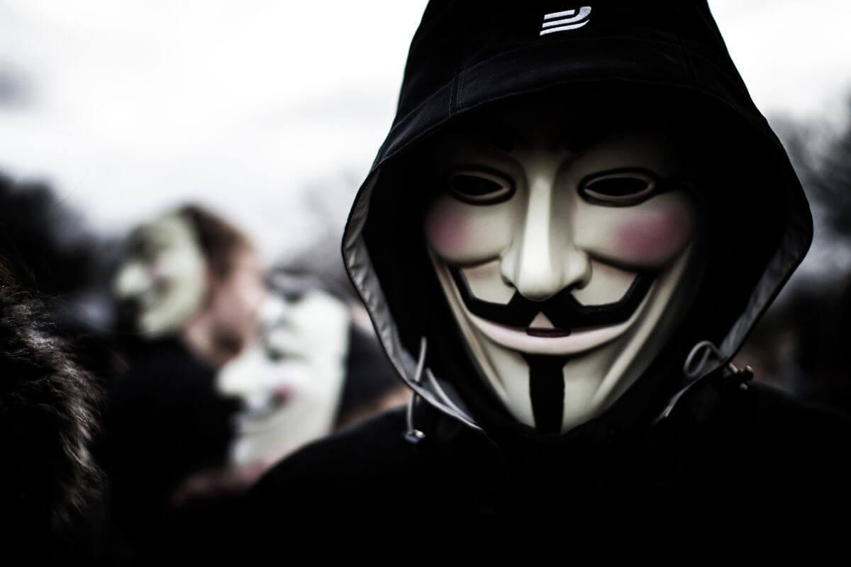 Аноним маска