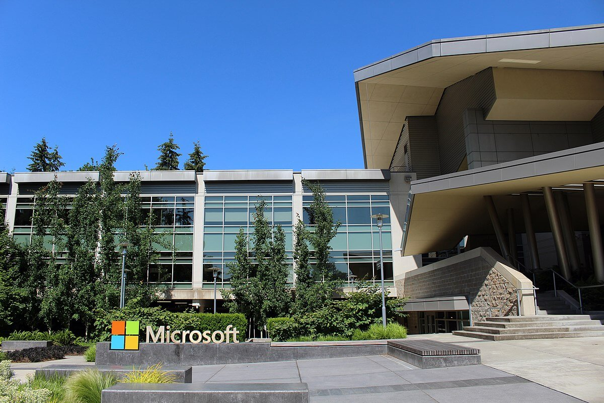 Microsoft компания офис