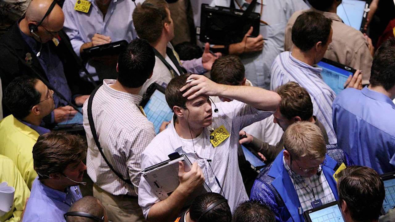 2020 кризис обвал нефти wall street крах фондовых рынков акции