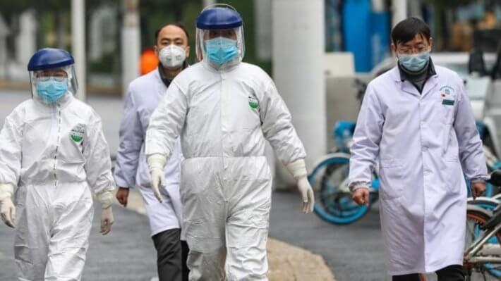 Коронавирус COVID-19 пандемия