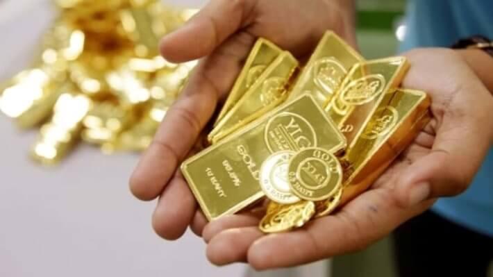 золото металл