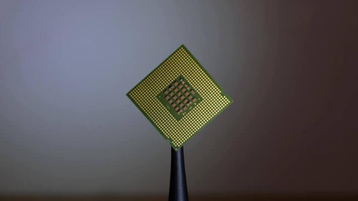 Процессор Intel камень