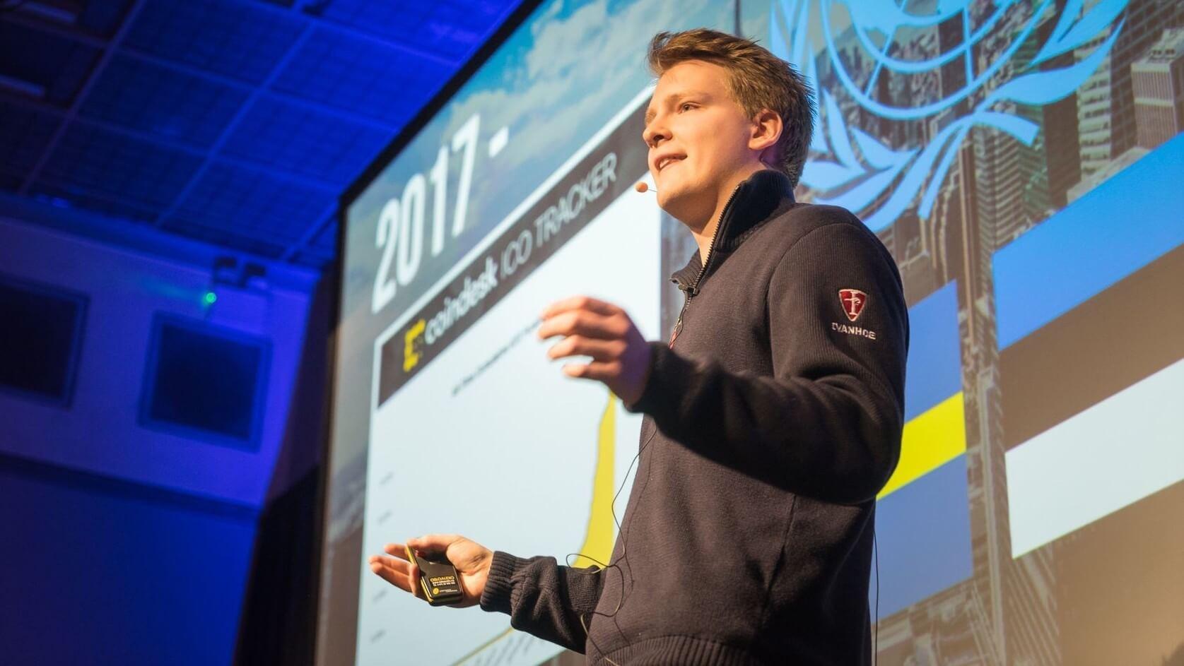 ivan on tech криптовалюты youtube конференция выступление