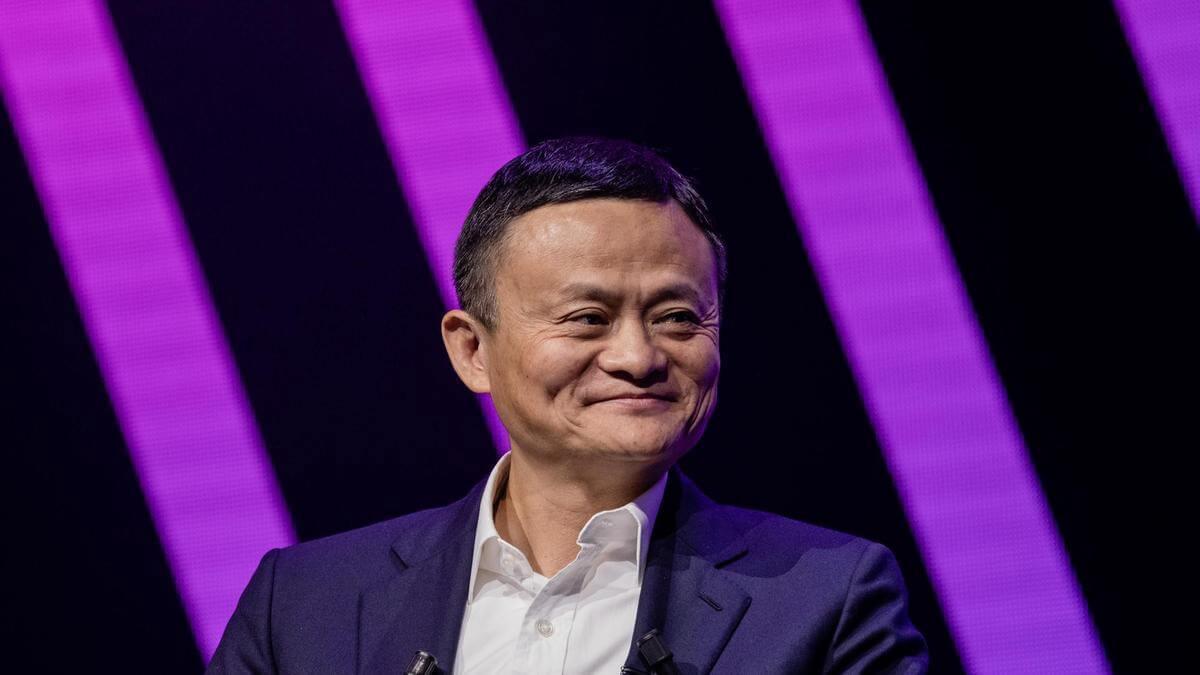 Джек Ма Alibaba Aliexpress