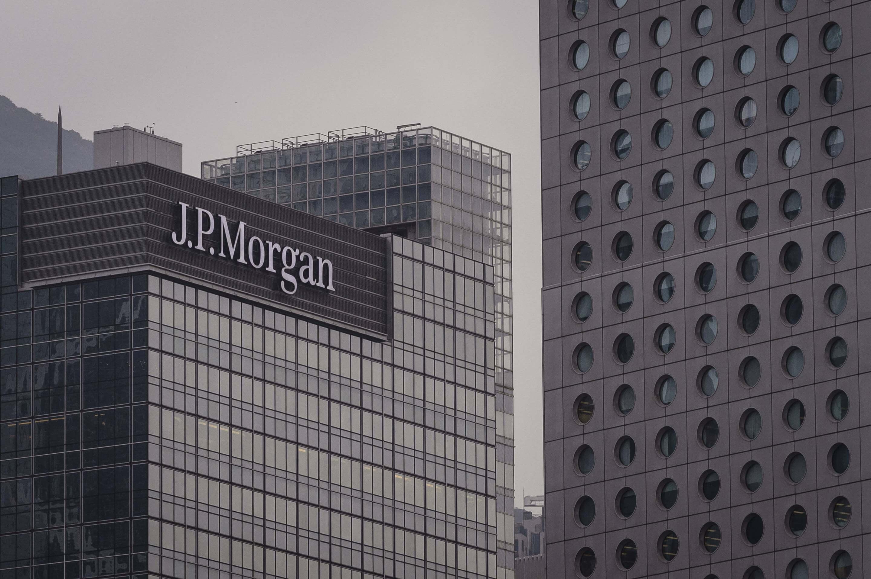 JP Morgan Банк Криптовалюта Джейми Даймон