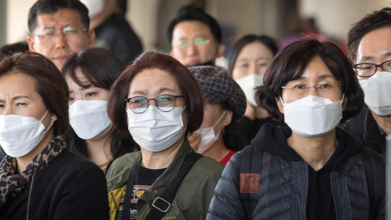 Маска карантин коронавирус Китай
