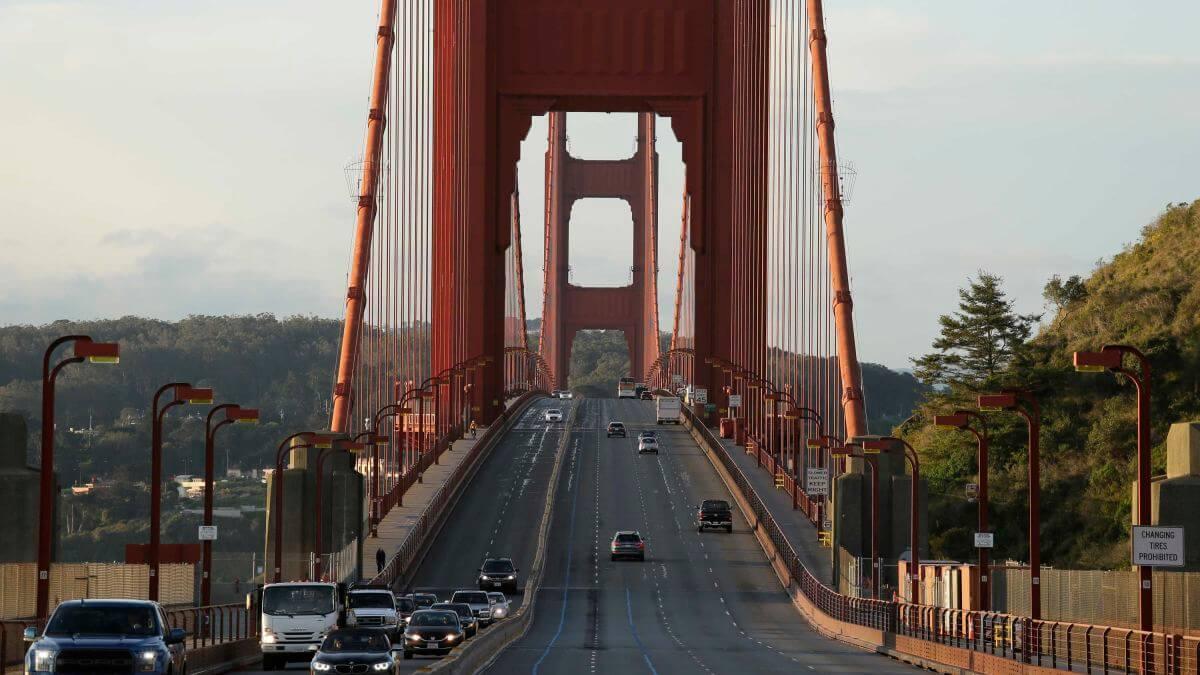 Сан-Франциско город мост