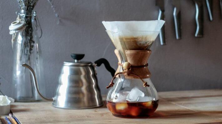 кемекс кофе чайник