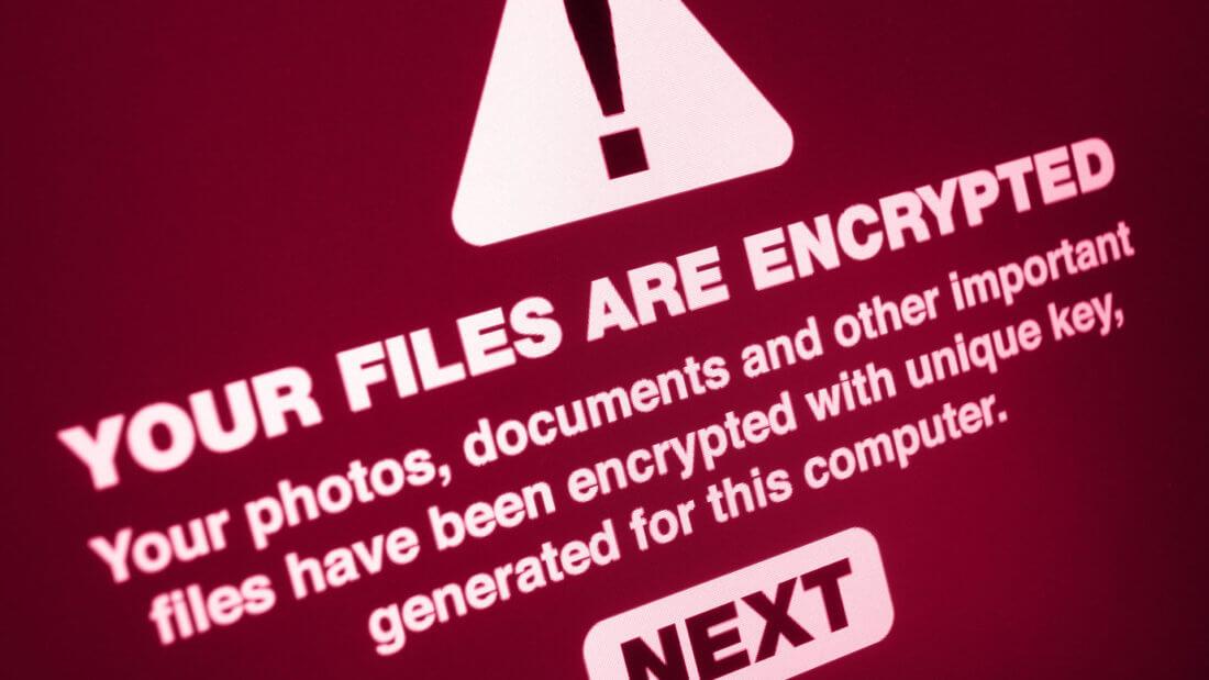 заблокированный компьютер вирус