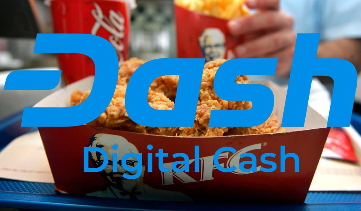 dash транзакция криптовалюты