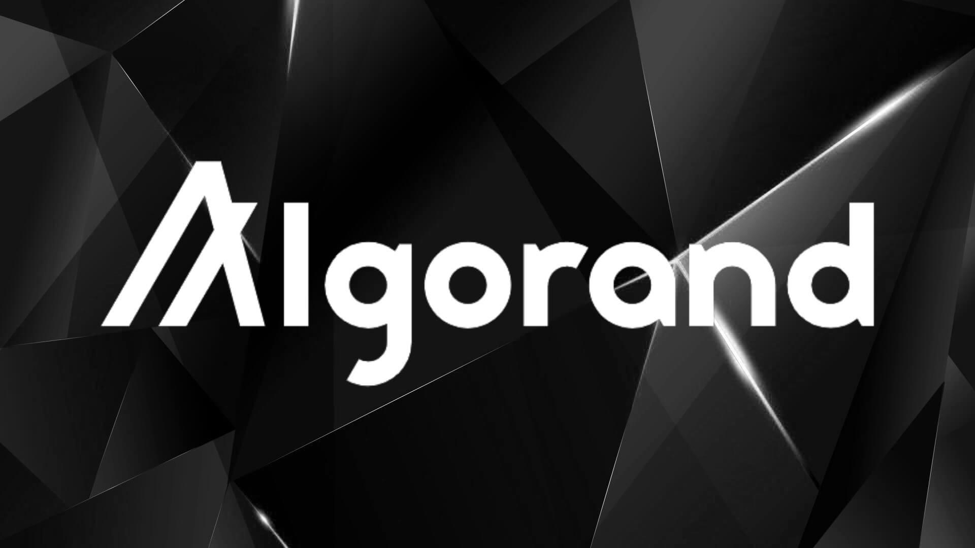Algorand стартап криптовалюта