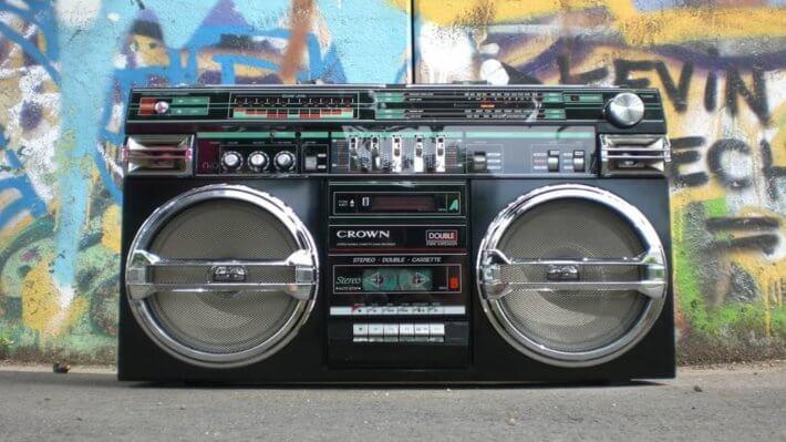 Бумбокс устройство фотография музыка