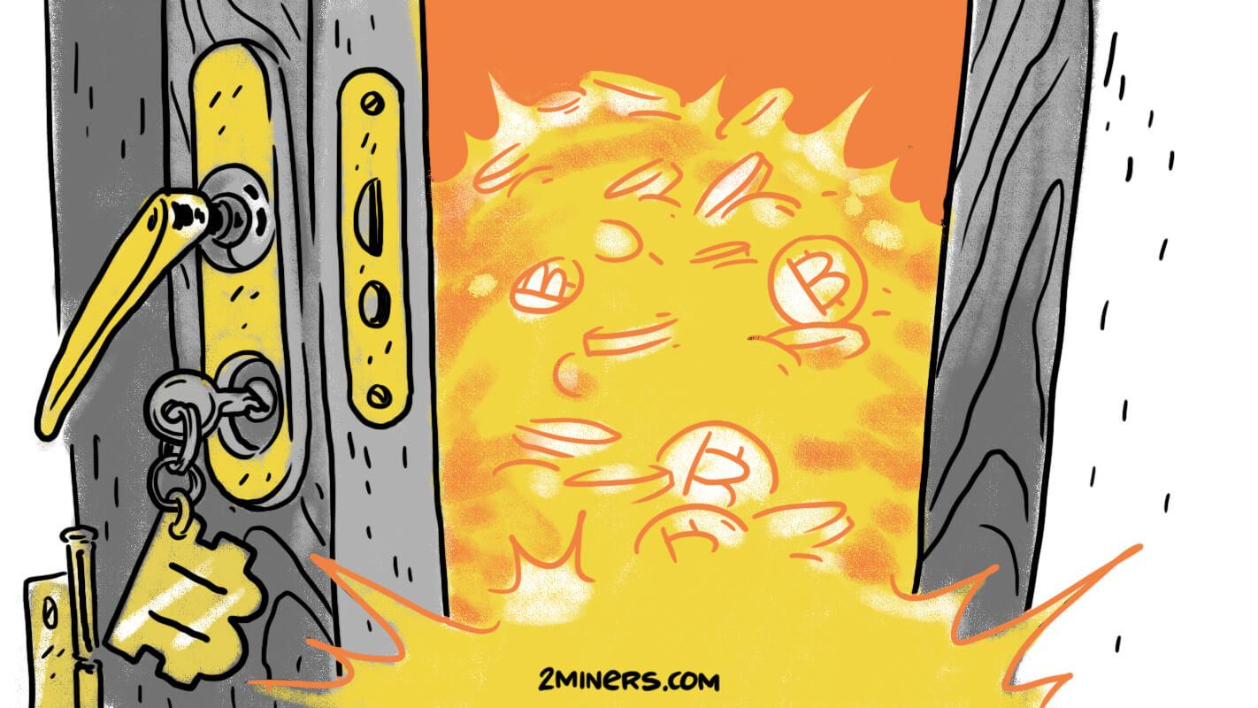 Биткоин криптовалюта монеты