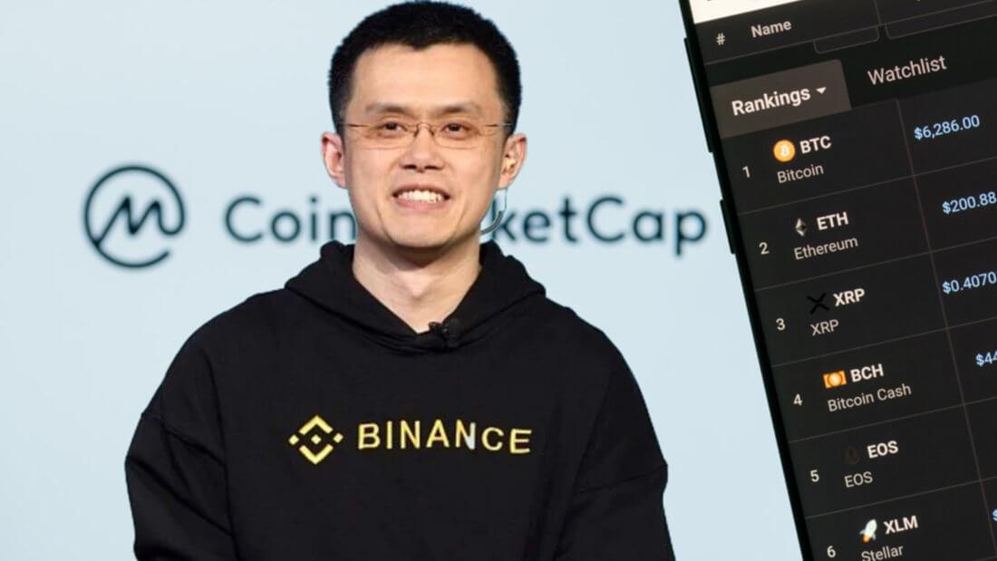 Генеральный директор Binance Чжао