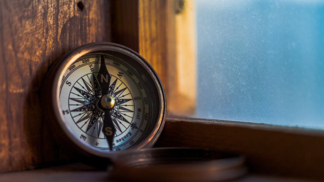 компас выбор криптовалюты
