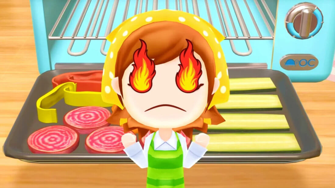 Cooking Mama Nintendo Switch