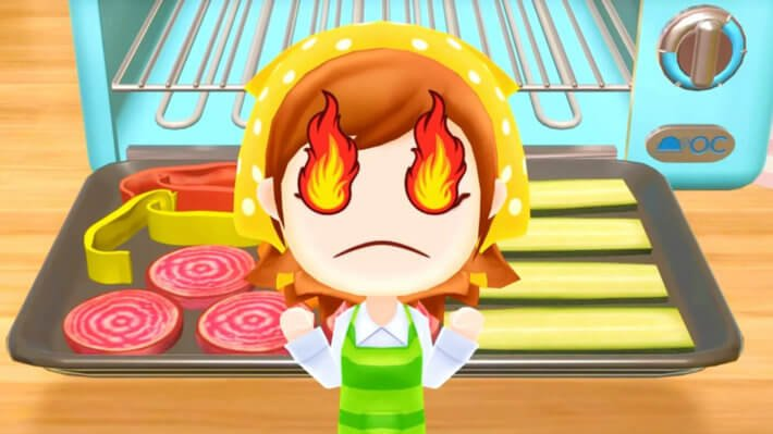 Cooking Mama Nintendo Switch