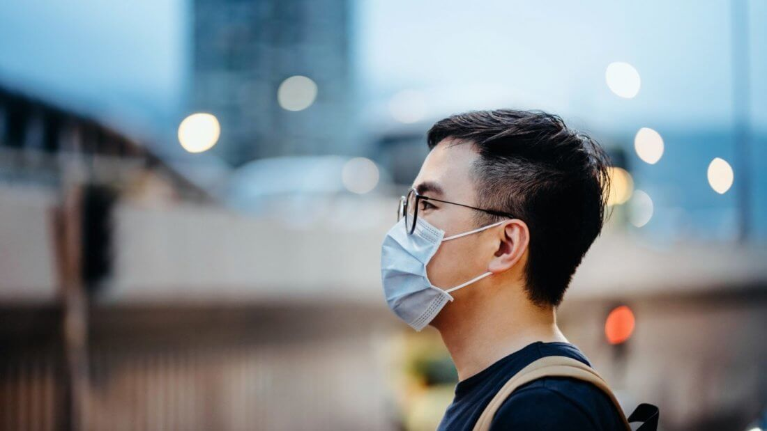 Коронавирус маска кризис