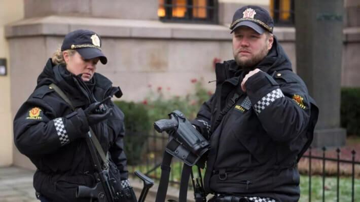 Норвегия полиция расследование