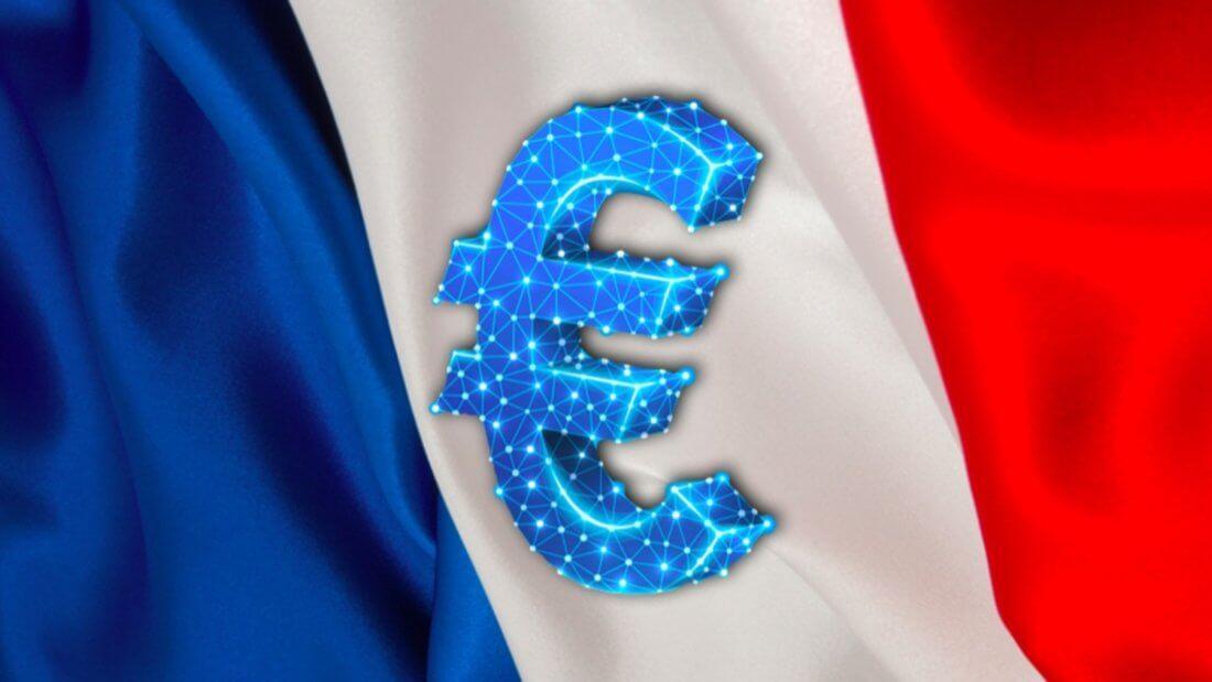 евро франция блокчейн