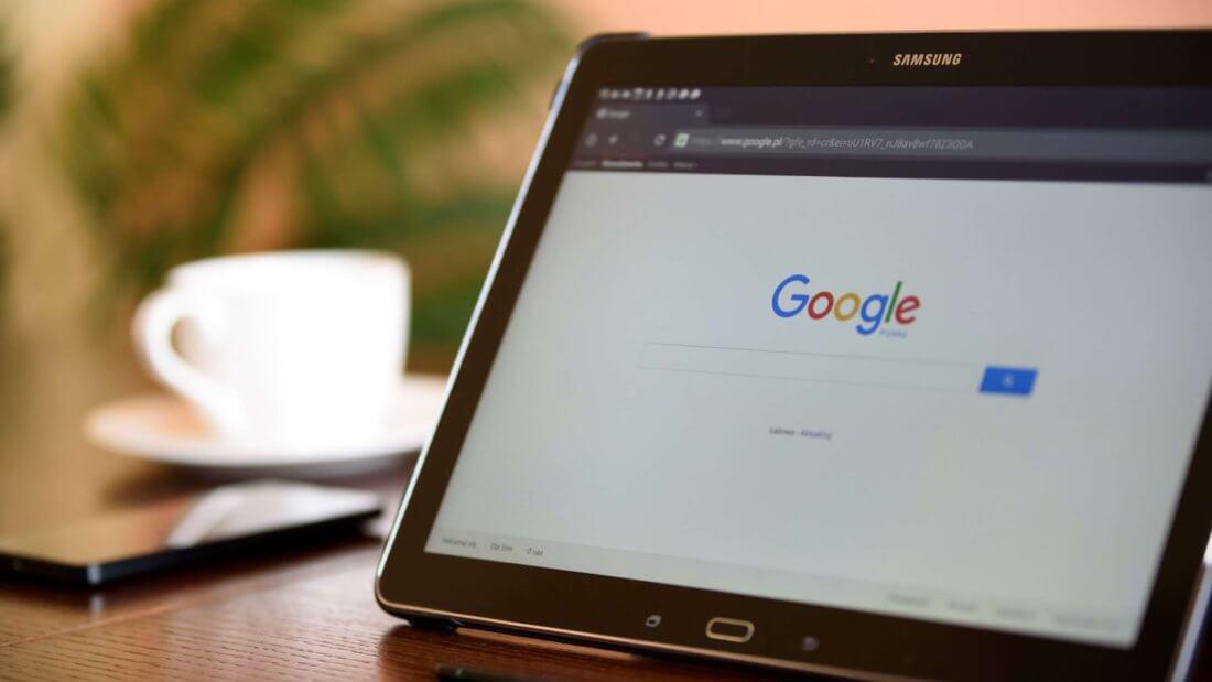 логотип гугла